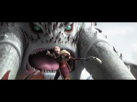 How To Train Your Dragon 2 - Battle Of The Bewilderbeast - Português