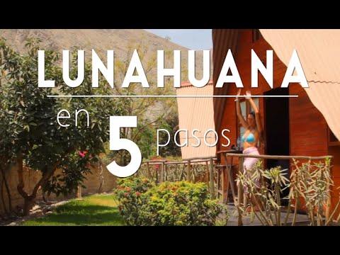 Adrenalina y relajo en Lunahuaná 🌿