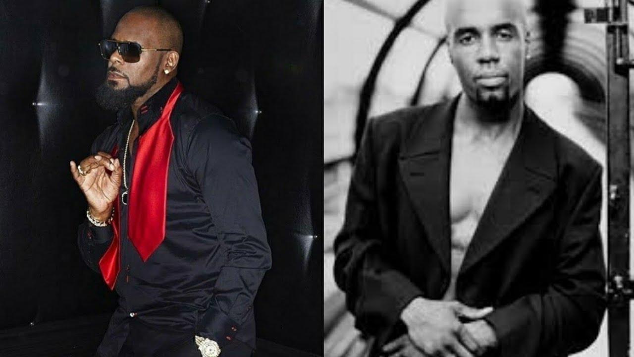 Download R.Kelly Did Not Steal Anything From Aaron Hall!!