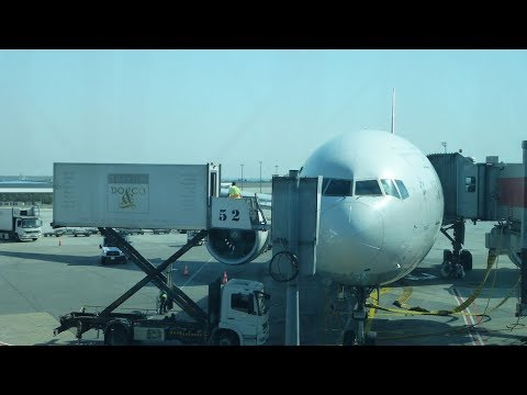 Turkish Airlines B777-300ER Chicago O'Hare - Istanbul Ataturk Trip Report