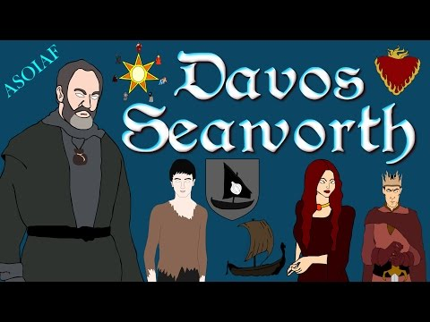 ASOIAF: Davos Seaworth - Focus Series (Book Spoilers)