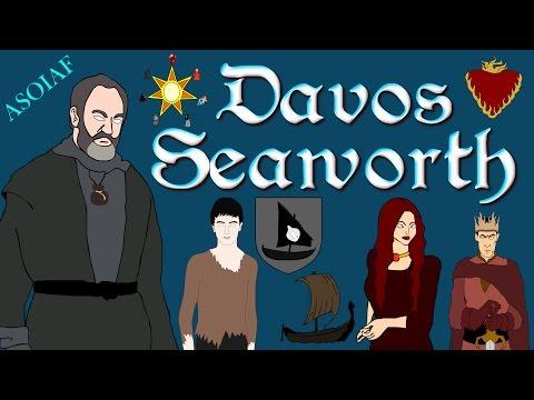 ASOIAF: Davos Seaworth - Focus Series (Book Spoilers)
