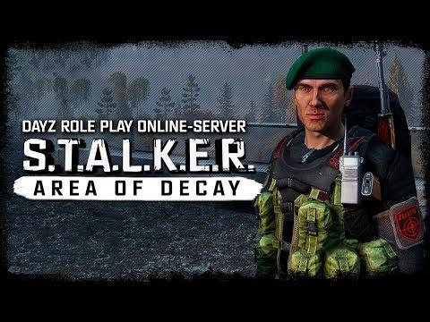 S.T.A.L.K.E.R.: Area Of Decay (DayZ RP) ☢ 3x13 - Нелегал пришел за водкой!