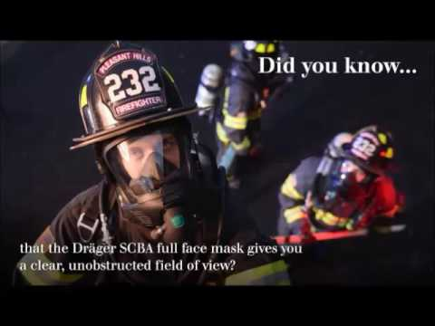 Draeger Drager 2013 NFPA 1981 SCBA PSS Com Sentinel 7000 5000 1500 Self Contained Breathing Apparatu