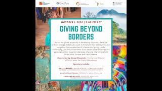 NEID Giving Beyond Borders