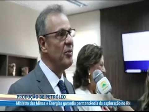 JD 1º edição -Ministro  das Minas e Energias garantiu permanência de produção de petróleo