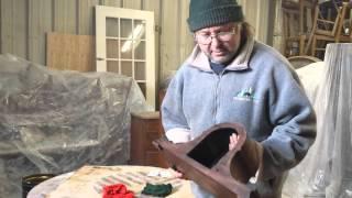 Antique Clock Refinishing  Timeless Arts Refinishing
