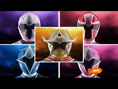 Power Rangers Ninja Steel - All Morphs and Roll Calls | Episodes 1-22 | Superheroes