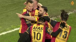 Croky Cup: KV Mechelen - Sporting Lokeren 6 12 2018 - Wedstrijdsamenvatting