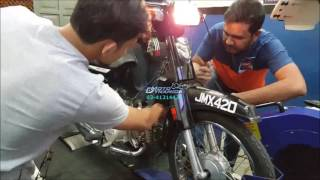 honda ex5 carb supercharge fan univ project motodynamics technology malaysia