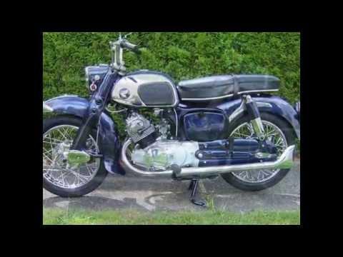 1966 Honda CA160 Dream Restoration