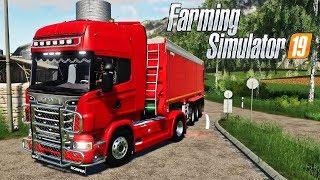 FARMING SIMULATOR 19 #145 - COMPRIAMO UNO SCANIA R730 E VENDIAMO IL TATRA - GAMEPLAY ITA