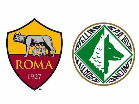 Highlights dell'incontro di calcio Roma - Avellino. Grazie a RomaTv.