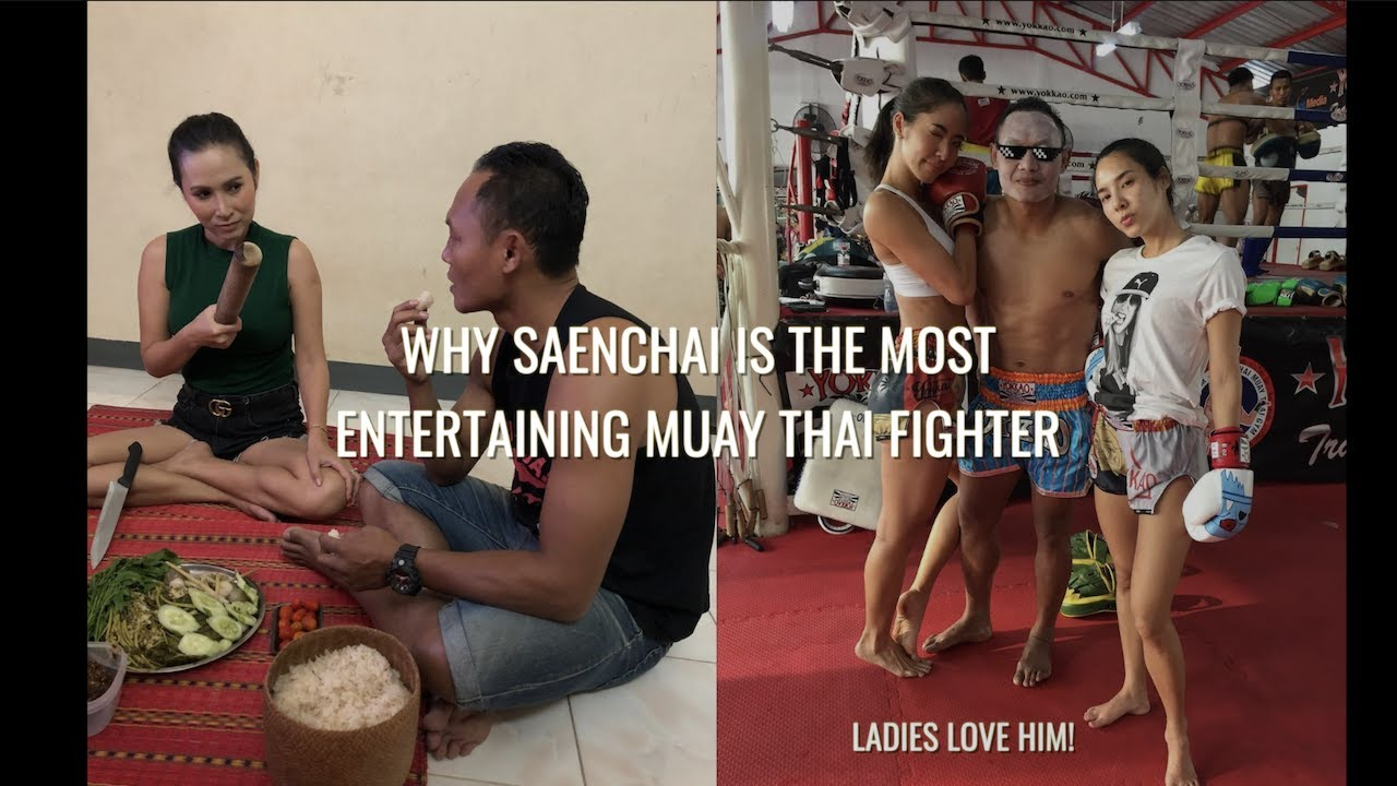 Why Saenchai is the Most Entertaining Muay Thai Fighter