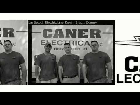 West Palm beach Electrician- Caner Electrical