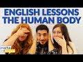 The Human Body - Free English Vocabulary Lesson A2-B1 (Pre-intermediate)