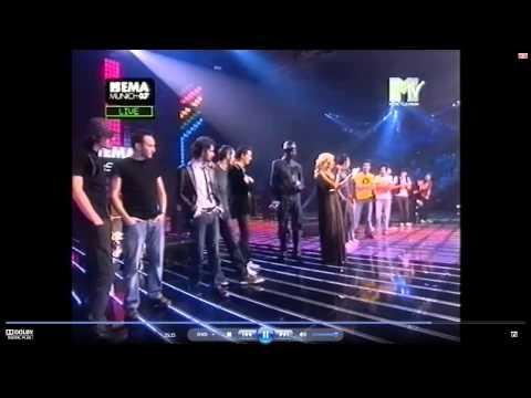 2  MTV EMAS   BEDWETTERS   DRAMATIC LETTER TO CONSCIENCE WENNIR ESTONIA