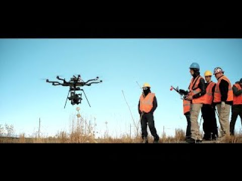 Transportation Technology Center (TTC) - Unmanned Aircraft Systems