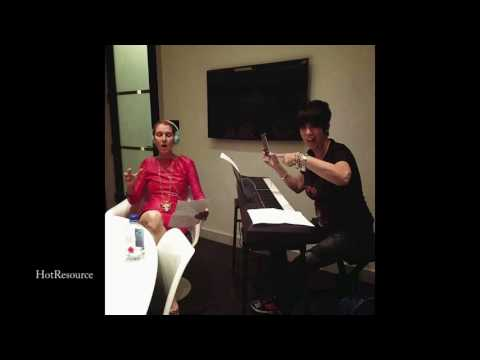 Céline Dion 2017 Upcoming English Album New Song(Preview)