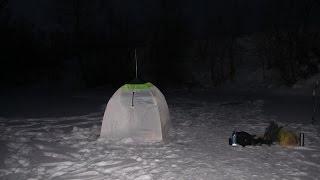 Ночная рыбалка на налима.