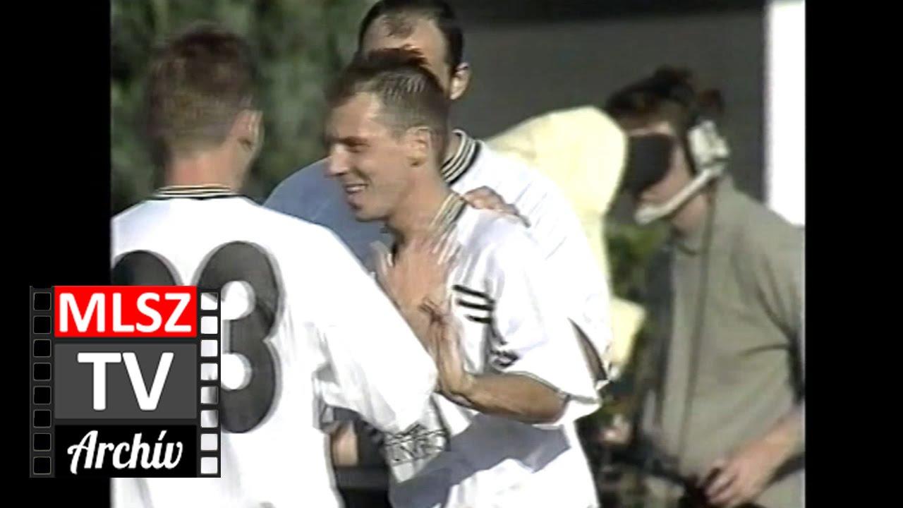 Ferencváros-Haladás | 6-2 | 2000. 05. 27 | MLSZ TV Archív