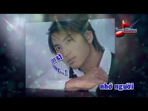 Karaoke   Đắp Mộ Cuộc Tình - Hùng Nguyễn