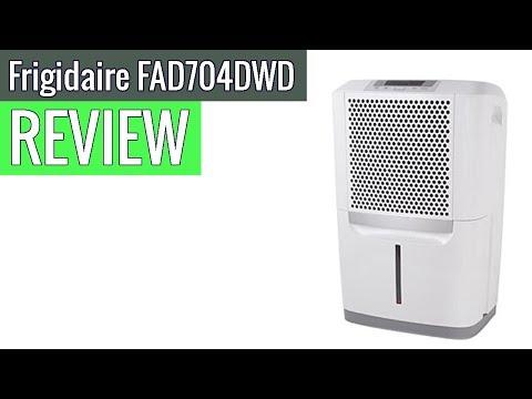 Frigidaire FAD704DWD Energy Star 70 pint Dehumidifier 2019 review