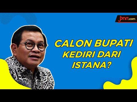 Anak Pramono Anung Diajukan PDIP Jadi Calon Bupati Kediri?