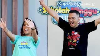 Ibadah Anak Sekolah Minggu Superbook 2 Agustus 2020 | Topik BAHASA KASIH