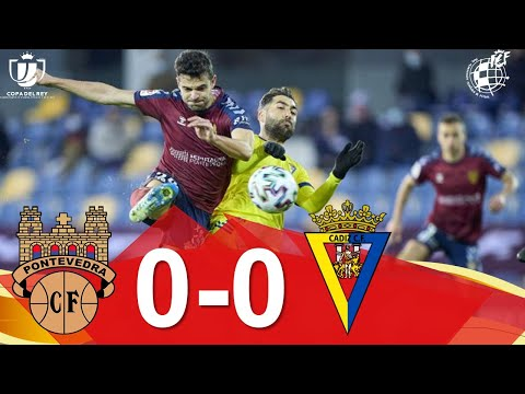 Pontevedra Cadiz Goals And Highlights