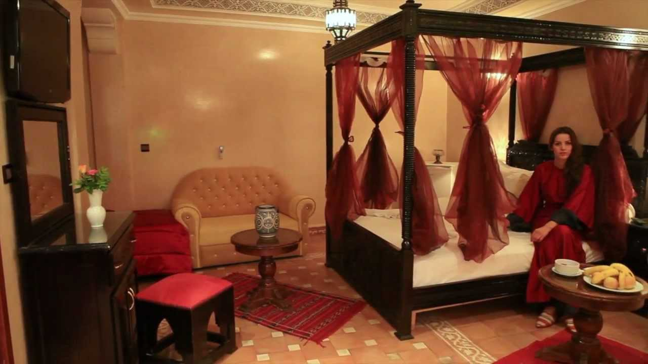 Hotel Riad Hamdane Spa Marrakech Maroc Film Officiel