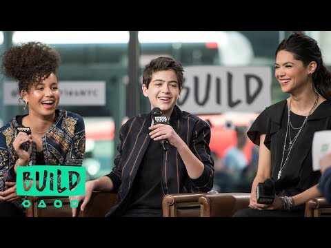 "The Cast Of  ""Andi Mack"" 