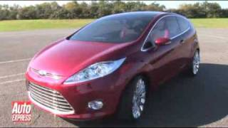 Next generation Ford Fiesta put to the test