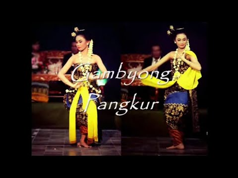Gambyong Pangkur (Hieronia Intan)