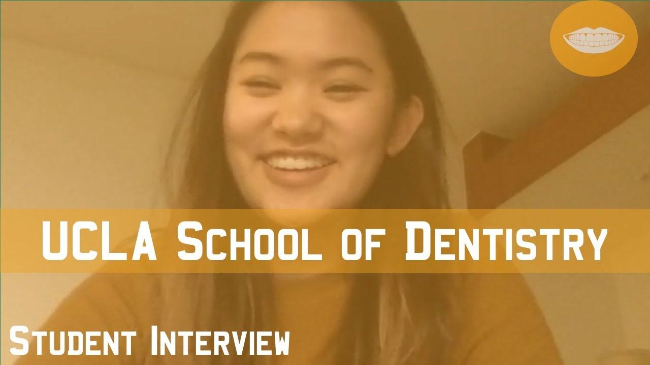 UCLA School of Dentistry Student Interview    FutureDDS