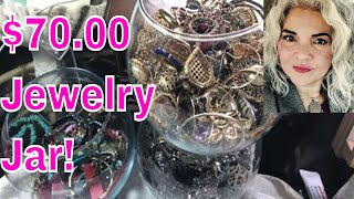 Let's Open a Too Expensive Jewelry Jar! Is It Worth It? Yes it is.