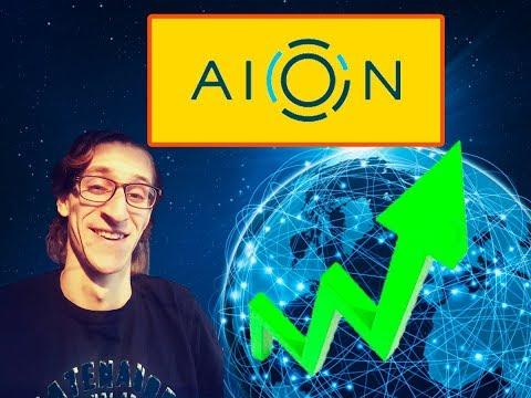 AION BlockChain | Cosa Fare Quando Scende il BTC? | Critpovalute & Magia
