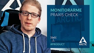 Monitorarme PRAXIS CHECK (auf Deutsch)
