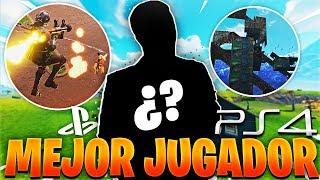 ME MATA EL MEJOR JUGADOR QUE ME HE ENCONTRADO EN FORTNITE PS4 - MrKeroro10