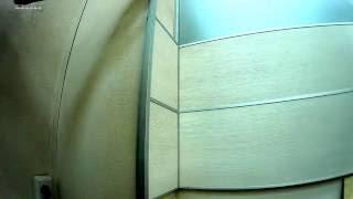 Крепление углового профиля для стеновых панелей(Видео о креплении углового профиля про монтаже стеновых панелей., 2016-06-13T10:32:03.000Z)