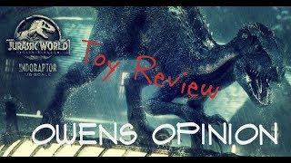 jurassic world fallen kingdom toy review