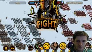 Mini Warriors КУБКИ И ДРАКИ ☺ Тангар и онлайн игры