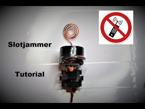 How to build a jammer slot machine