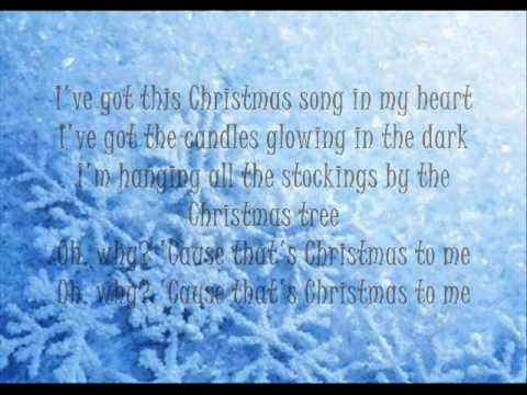 Pentatonix - That's Christmas to me (Lyrics)