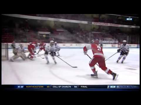 Jack Eichel Highlights - Beanpot & Hockey East Tournament - 2014/15