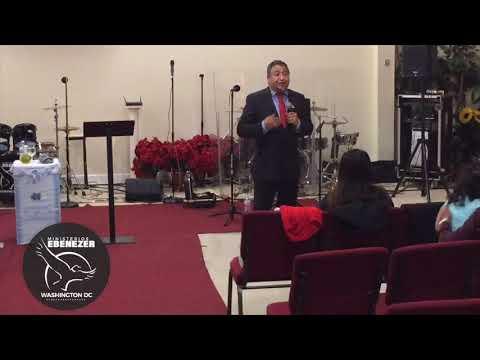 Pastor Byron Garcia | Sin paternidad no hay reposo | Abril 15, 2018