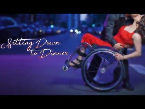 Sitting Down To Dinner [Disability Comfort][Irish Boyfriend]