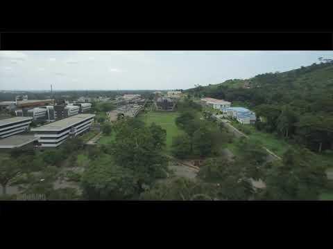Aerial Cinematography Obafemi Awolowo University, Ile-Ife, Nigeria