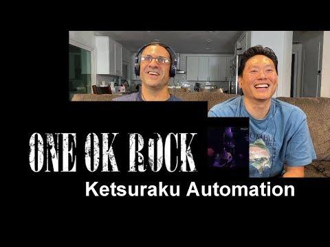 """ONE OK ROCK - Ketsuraku Automation (Orchestra ver.) w/ """"35xxxv"""" Saitama - Reaction"""