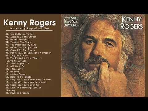 R.I.P KENNY ROGERS (1938 - 2020) || KENNY ROGER THE VERY BEST OF FULL ALBUM